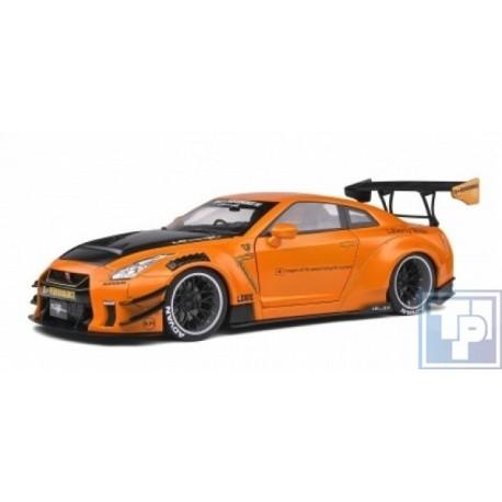 Nissan, GTR 35 LB Work Type 2, 1/18