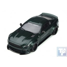 Ford, Mustang, by LB works, 1/18
