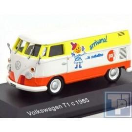 Volkswagen VW, T1C Bus, 1/43
