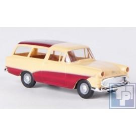 Opel, Rekord P1 Caravan, 1/87