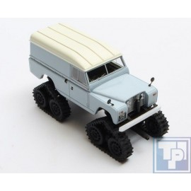 Land Rover, Series II Cuthbertson Conversion, 1/43