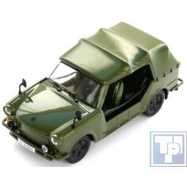 Trabant, 601 Cabriolet Kuebelwagen, 1/43