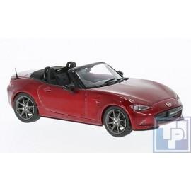 Mazda, MX-5 Roadster selection (ND), 1/43
