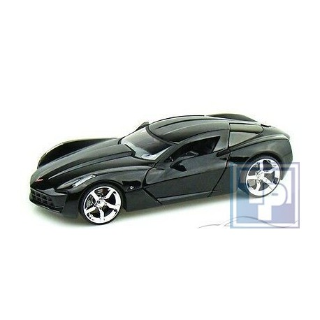Chevrolet, Corvette Stingray Concapt, 1/24