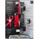 Ferrari, F1 F248, 1/18