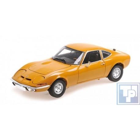 Opel, GT, 1/18