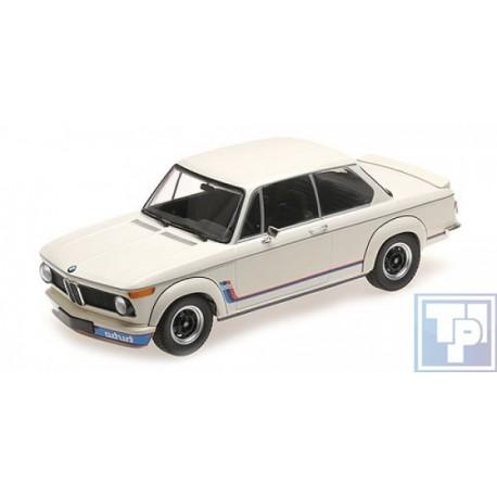 BMW, 2002 turbo, 1/18