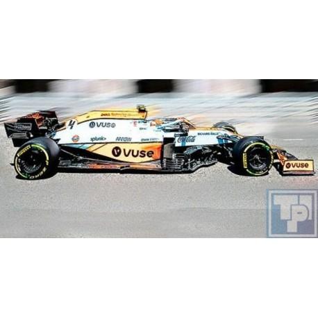 McLaren F1 Team MCL35M, 1/18