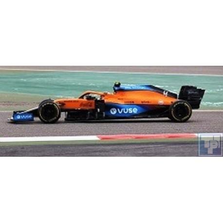 McLaren F1 Team MCL35M, 1/43