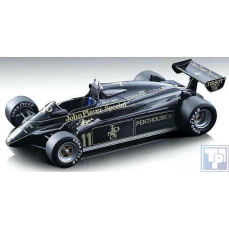 Lotus 91 F1, 1/18