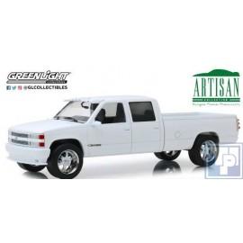 Chevrolet, 3500 Crew Cab Silverado, 1/18