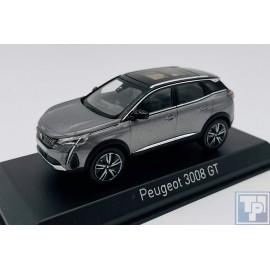 Peugeot, 3008 GT, 1/43