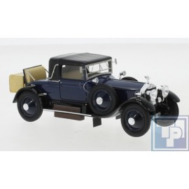 Rolls Royce, Silver Ghost Doctors Coupe, 1/43
