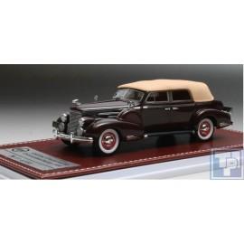 Cadillac, V16 Series 90 Cabriolet Limousine, 1/43