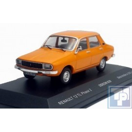 Renault, 12 TL, Phase 2, 1/43