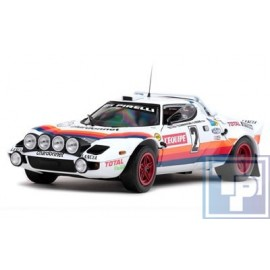 Lancia, Stratos HF Rally, 1/18