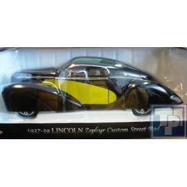 Lincoln, Zephyr Custom Street Rod, 1/24