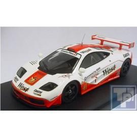 McLaren, F1 GTR Spa, 1/43