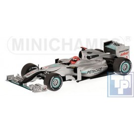 Mercedes-Benz, GP Petronas, 1/43