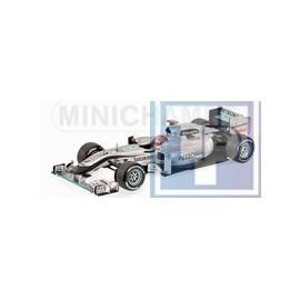 Mercedes-Benz, GP Petronas MGP W01, 1/18