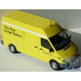 Mercedes-Benz, Sprinter , 1/43