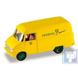 "Opel, Blitz Kastenwagen A, 1960, gelb, ""BP"",""1/43"", 1/43"