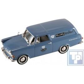 """Opel, Rekord P2 Caravan, 1960, """"NSU Quickli Dienst"""",""""1/, 1/43"""