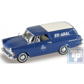 "Opel, Rekord P2 Kombi, 1960, ""ARAL"", 1/43"
