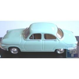 Panhard, PL17. 1960, 1/43