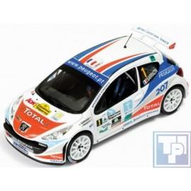 Peugeot, 207 S2000, 1/43