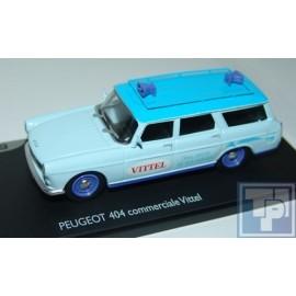 Peugeot, 404 Break, 1/43