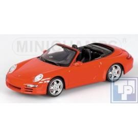 Porsche, 911 Carrera 4S, 1/43