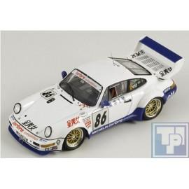 Porsche, 911 Turbo S LM, 1/43