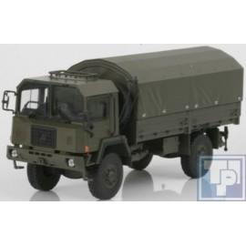 Saurer, 6DM 4 x 4 Army, 1/50