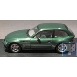 BMW, Z3 M Coupe 3.2, 1/43