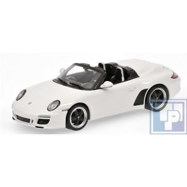 Porsche, 911 Speedster (997 II), 1/43