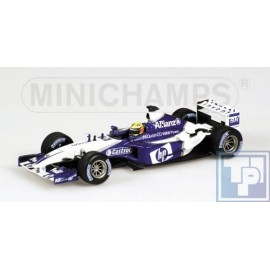 Williams, BMW FW25, 1/43