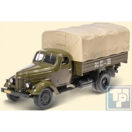 ZIS, 150 Pick-up mit Blache, 1/43