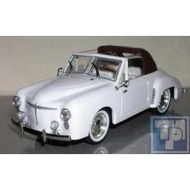 Renault, 4CV Cabriolet, 1/43