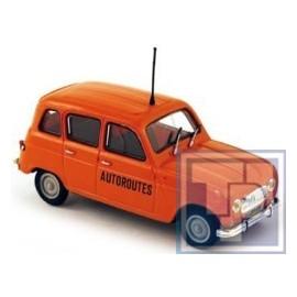 """Renault, 4L """"Autoroute"""", 1/43"""