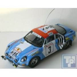 Renault, Alpine A110, 1/43