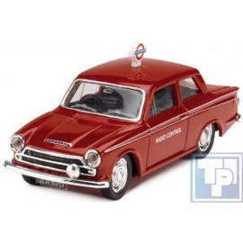 "Ford, Cortina Mk1, ""London Transport Radio-Control"", 1/43"