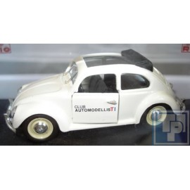 "Volkswagen VW, Kaefer, ""Automodellisti Ticino"", weiss,""1/43"", 1/43"