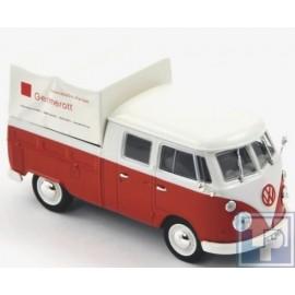 Volkswagen VW, T1B Transporter Doppelkabine, 1/43